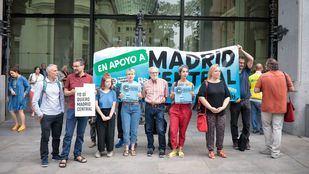 La Plataforma en defensa de Madrid Central está compuesta por Ecologistas en Acción, Greenpeace, Fapa Francisco Giner de los Ríos, FRAVM, Pedalibre, Fridays For Future y Madres por el Clima.