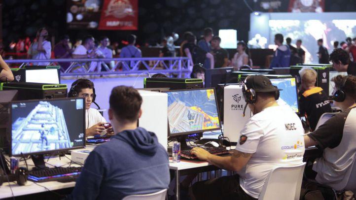 El mundo del videojuego marca músculo con un nuevo récord de asistencia a Gamergy