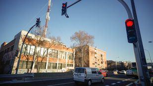 Los semáforos de la A-5 se apagarán el miércoles