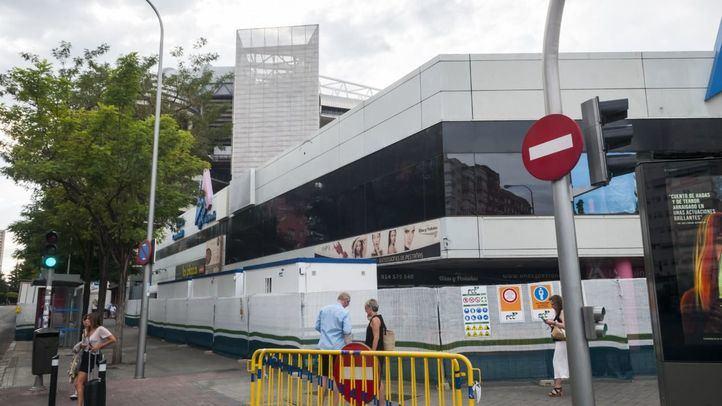 El principio del fin de 'La Esquina': arrancan las obras del Bernabéu