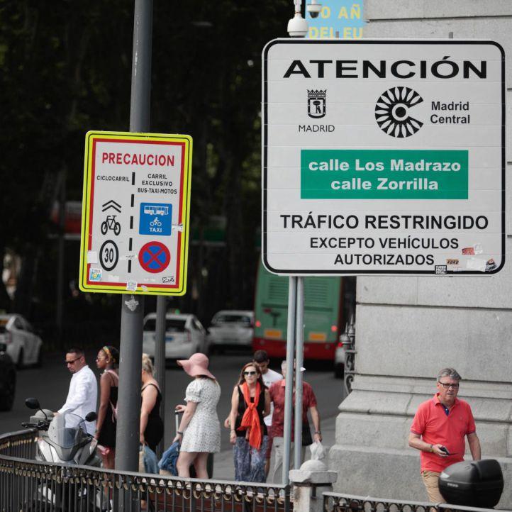La OMS defiende Madrid Central: