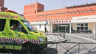 Urgencias del hospital 12 de Octubre.