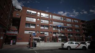 Un error en la protección de las fachadas retrasa la reforma de un hospital de 1900