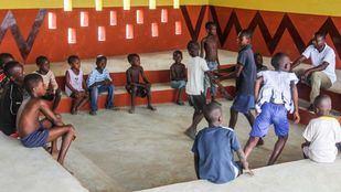 Escuela de Team4Ghana.