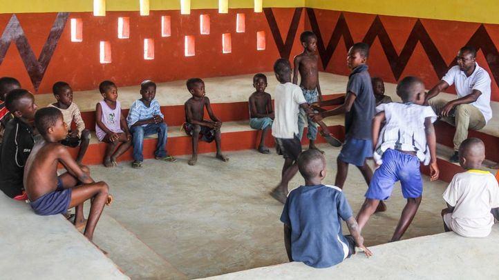Torneo de pádel solidario para construir nuevas aulas en una escuela de Ghana