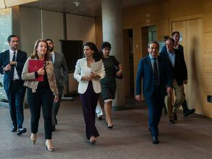 Vox impone un acuerdo a tres que incluya a Ciudadanos