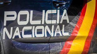 Foto de archivo de un coche patrulla de la Policía Nacional.