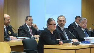 Celebración del juicio en la Asamblea Provincial de Madrid.