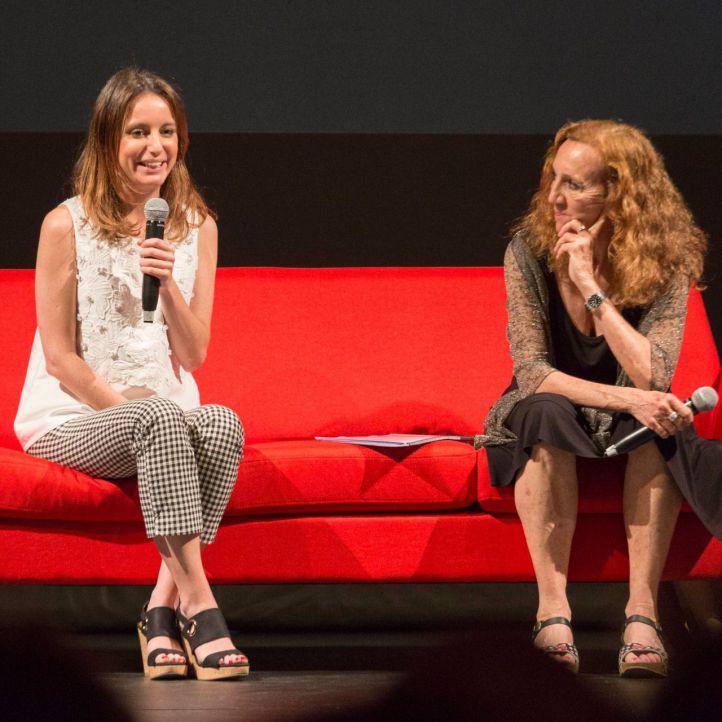 Andrea Levy presenta la programación del Español