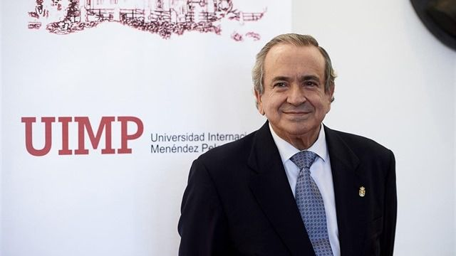 Emilio Lora-Tamayo, nuevo Rector Magnífico de la Universidad Camilo José Cela