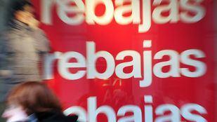 Rebajas (Foto de archivo).