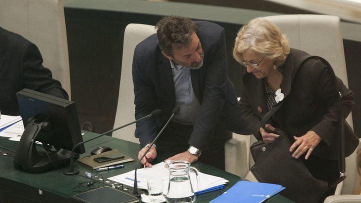 Almeida cierra la Oficina de Memoria de Carmena
