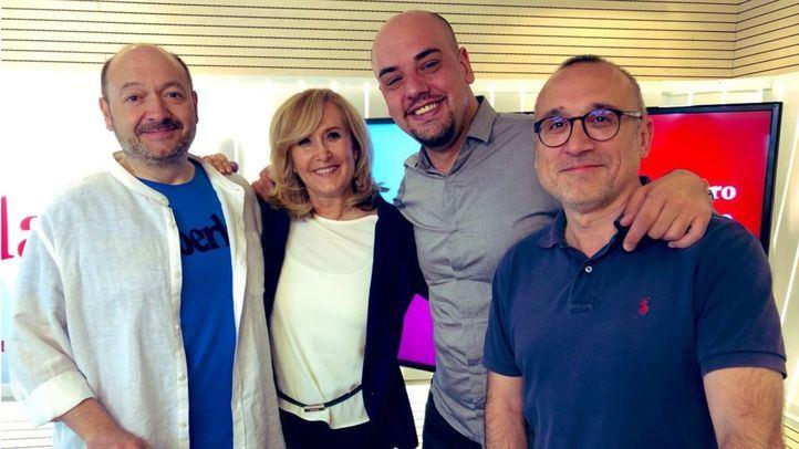 Boiza: 'Aguado no controla a muchos diputados y teme que apoyen a Gabilondo en septiembre'