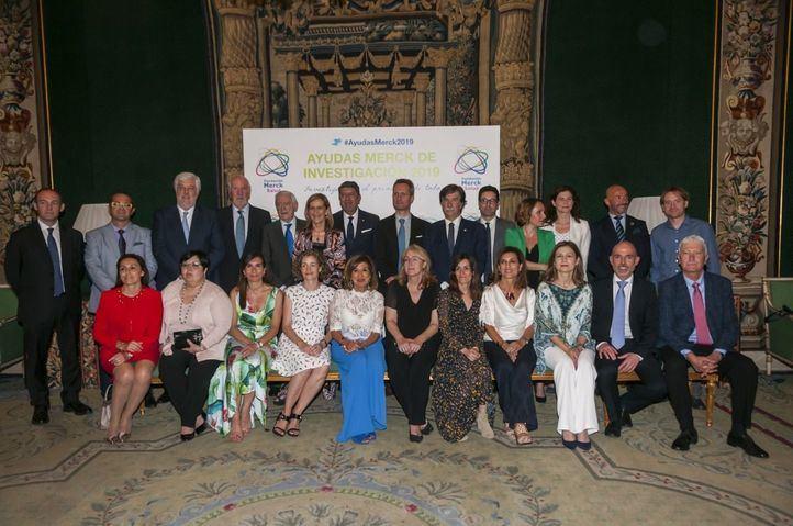 La Fundación Merck Salud premia 'los principios' de muchos finales felices