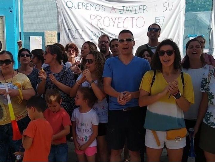 El colegio Blas de Lezo cambia de director el lunes pese a la oposición de los padres