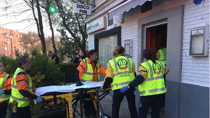 Detenido en Barcelona un hombre sospechoso de disparar a otro en Aluche