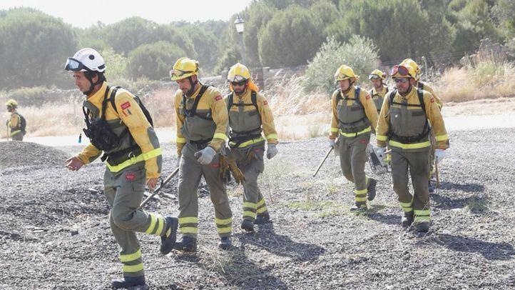 El 'ataque definitivo' al incendio