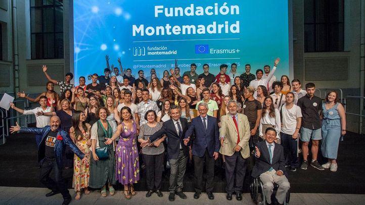 De Madrid a Europa: encuentro con los becarios Erasmus+