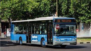 La E1 cubre actualmente de Atocha a Plaza Elíptica, pero se ampliará el recorrido en sus dos extremos, de Cibeles a La Peseta.