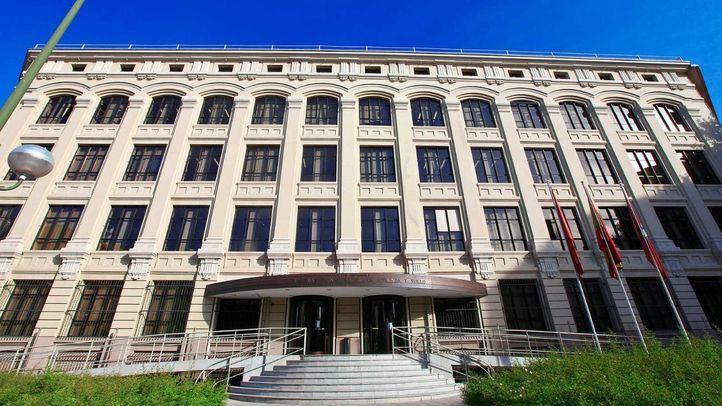 Sede la Empresa Municipal de la Vivienda y Suelo.