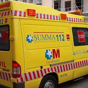 Herido grave un menor tras ser atropellado en Colmenar de Oreja