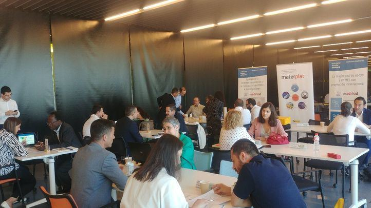 Se celebra en Madrid la primera edición del Start-up Brokerage Event de Materiales en Salud y Alimentación