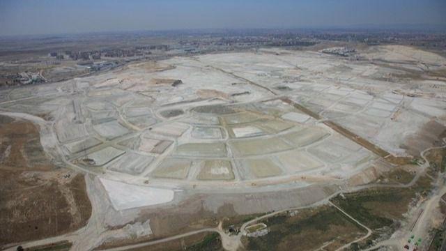Foto aérea de los desarrollos del Sureste.