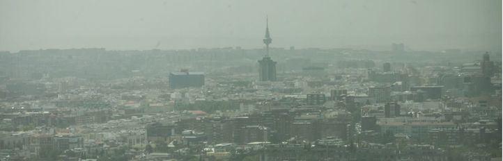 Madrid Central logra mínimos históricos de contaminación