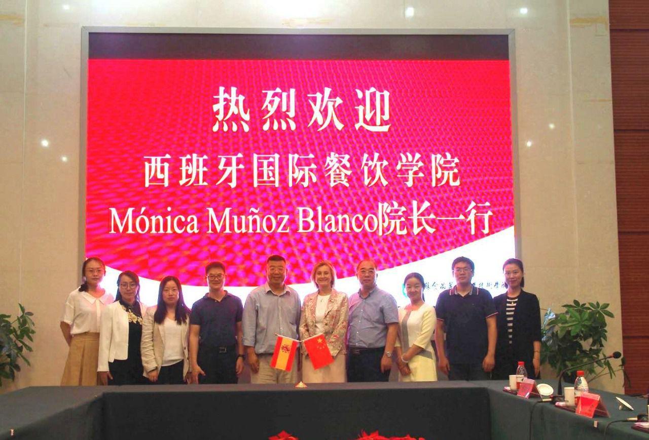 Las Gastronomias China Y Espanola Un Puente De