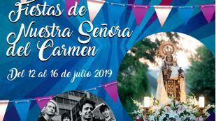 Carolina Durante y La Guardia, en las fiestas de El Carmen de Pozuelo