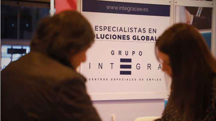 Grupo Integra CEE ofrece más de 650 nuevas oportunidades laborales a personas con diversidad funcional