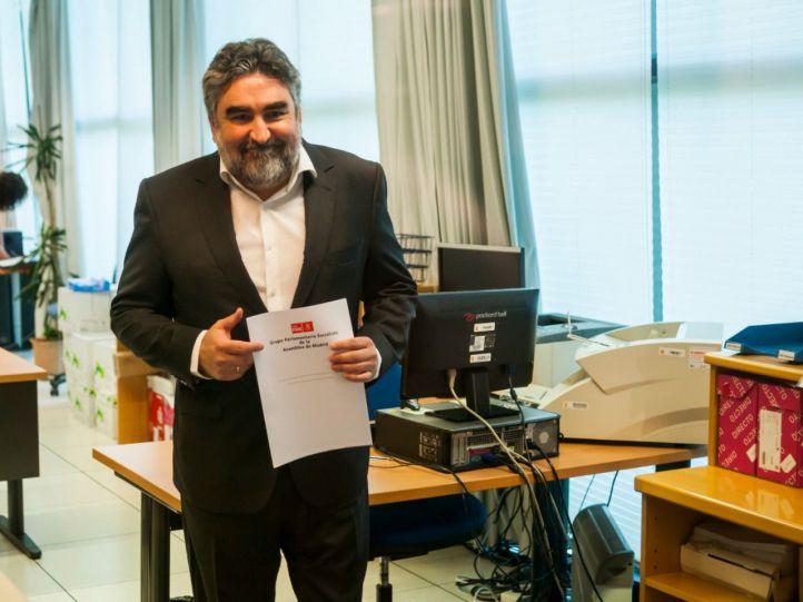 El PSOE pide en un escrito a Trinidad que reconsidere el pleno sin candidato
