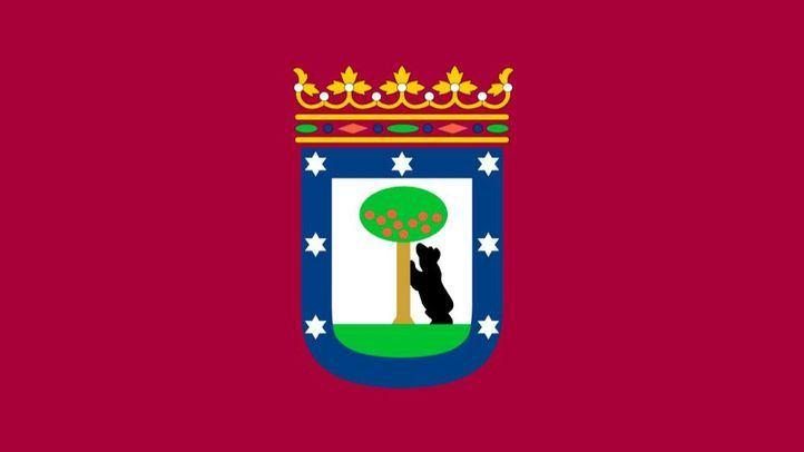 Bandera de la ciudad de Madrid
