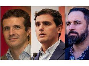 El PP intenta acercar a Cs y Vox para amarrar el Gobierno madrileño