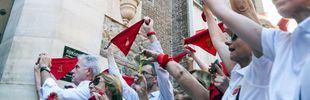 En Madrid también se vive San Fermín