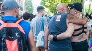 Reivindicación y alegría se dan la mano en una nueva manifestación del Orgullo