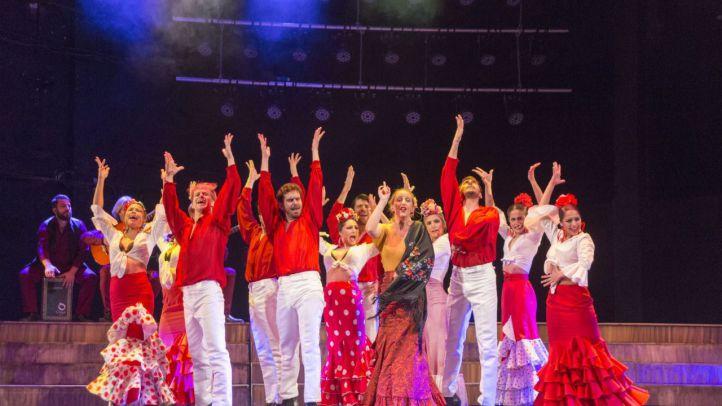 'Spain spectacular', en el teatro Calderón hasta el 30 de agosto