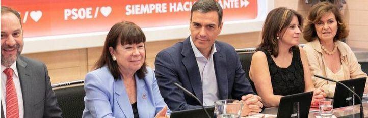 El PSOE desvela la propuesta de acuerdo programático que Sánchez trasladará a Iglesias