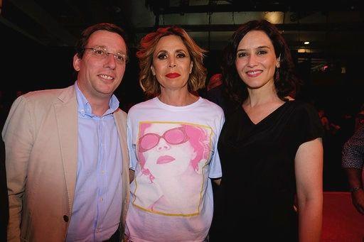 Ayuso, Marta Ortega o Martínez-Almeida, en el front row de Roberto Torretta