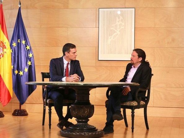 Sin acuerdo y sin gobierno: la nueva reunión entre Sánchez e Iglesias vuelve a fracasar