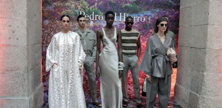 Pedro del Hierro y Roberto Verino deslumbran en la Real Casa de Correos