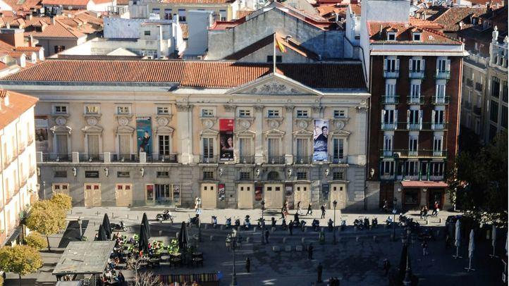 Un incendio destruye por completo el Teatro del Príncipe