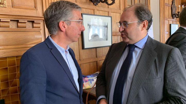 """Antonio Béjar: """"Madrid Nuevo Norte debe entenderse y abordarse como un proyecto de Estado"""""""