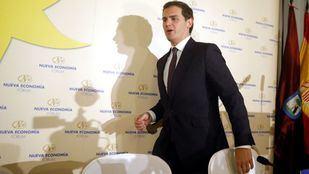El presidente de Ciudadanos sufre un cuadro sincopal secundario a una gastroenteritis aguda
