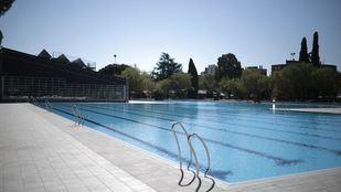 Las piscinas gemelas de Aluche abrirán este viernes al público