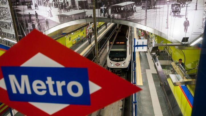 Un chispazo ha provocado la suspensión del servicio en la línea 2 de Metro.