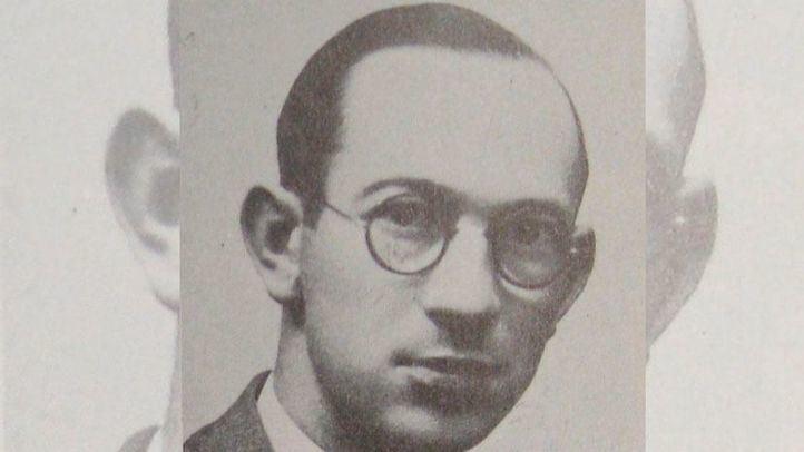 El militar y militante socialista, José del Castillo.