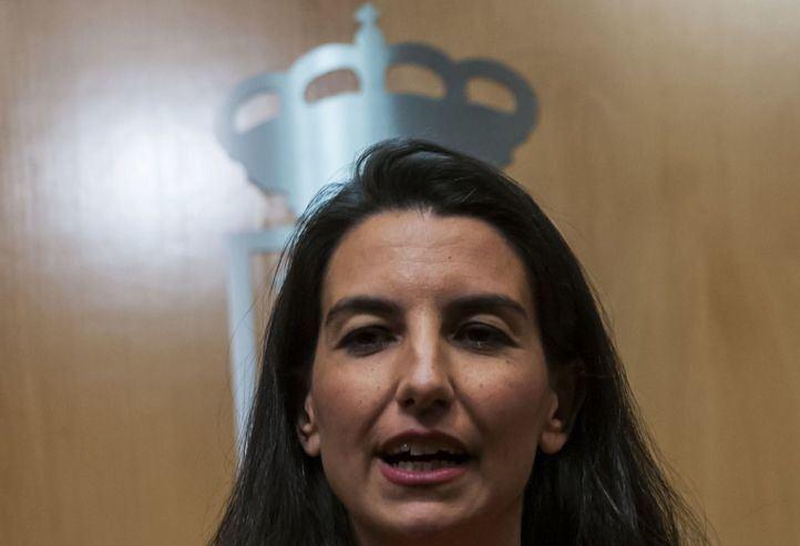 La líder de Vox en la Comunidad de Madrid, Rocío Monasterio, es la portavoz parlamentaria que más bienes ha declarado.