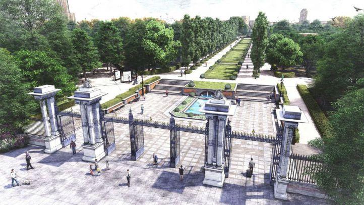 El Paseo de México, en obras hasta noviembre para recuperar su imagen histórica
