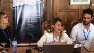 Gema del Pozo en la UIMP de Santander